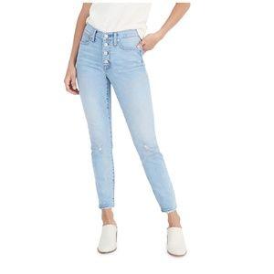 Madewell Petite Skinny Crop Jeans
